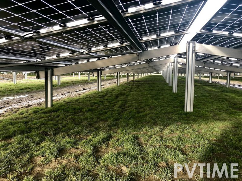 Successful Grid Connection of the Biggest N-Bifacial Solar Power Plant in Europe Built-PVTIME