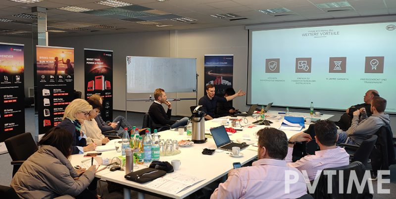 GoodWe Conducts On-Grid & Storage Solutions Training in Germany-PVTIME