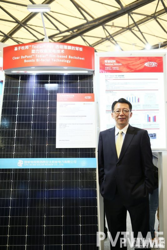 Dupont: the quality of continuously innovative products that can stand the test of time -- an interview with Dr. Xu chengzeng, global President of dupont photovoltaic and advanced materials business group-PVTIME
