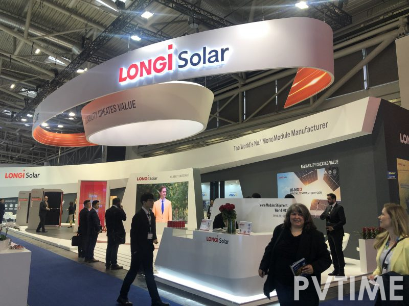 LONGi Released New Series of High-Power Modules -430W Hi-MO4 and REAL BLACK-PVTIME