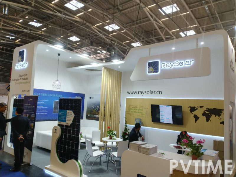 LIVE report:Inventory of Intersolar Europe 2019-PVTIME