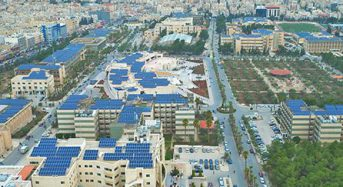 JA Solar Supplies 134MW of High-efficiency PERC Double-glass Modules for Solar Plants in Jordan