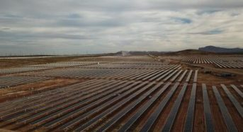 Arctech Solar Achieves 500MW of Solar Tracker Shipment in Mexico