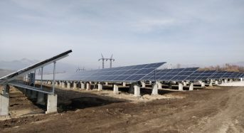 The Largest Commercial PV Project in Armenia Completed