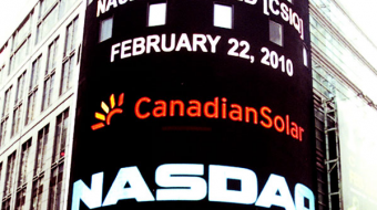 Canadian Solar Reports Third Quarter 2019 Results