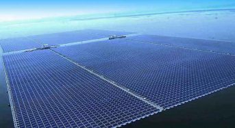 Risen Energy Supplies Modules to the Largest Floating Solar System in Windsor, California.
