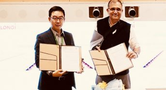 LONGi and Adani Green Energy Entered Strategic Partnership Agreement for Supply of up to 1.2GW Hi MO4 Modules in India by 2020