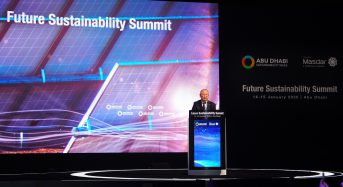 LONGi's keynote at the World Future Energy Summit (WFES) 2020 in Abu Dhabi