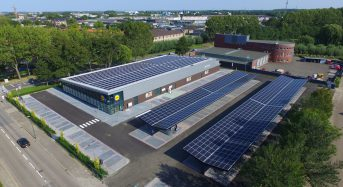 BayWa r.e. Provides Solar System for Lidl
