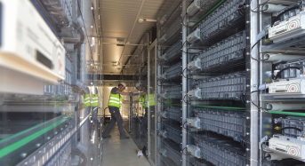 Innogy Builds Its First Battery Storage Facility in Ireland