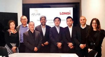 LONGi Signs Supply Agreement With Atlas Renewable Energy for Chilean Project