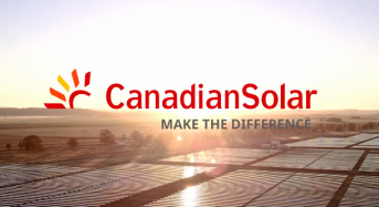 Canadian Solar Secures 225.2 Million Brazilian Reais Financing for Lavras Project in Brazil