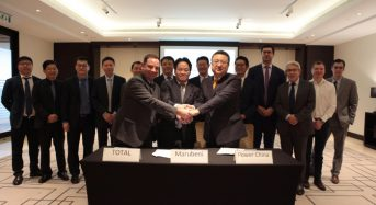 China Power Guizhou Engineering Signs EPC Contract with Total and Marubeni for 800MWp Al Kharsaah Project