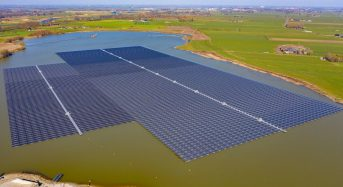 BayWa r.e. Sells largest Floating-PV Park Outside China