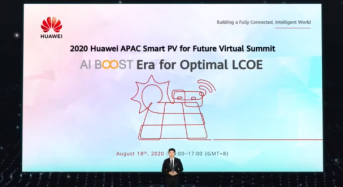 The Future of PV Industry Is Empowered by AI - 2020 Huawei APAC Smart PV for Future Virtual Summit