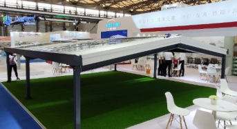 Arctech Solar Unveiled Smart Rooftop II BIPV Solution at the SNEC 2020 Shanghai
