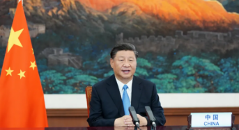 Xi Jinping: China Aims to Achieve Carbon Neutrality by 2060