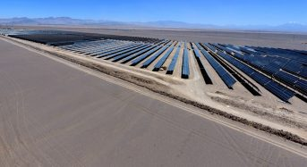 LONGi Supplies 101 MW Bifacial Modules for an Ultra-Large Power Plant in Chile