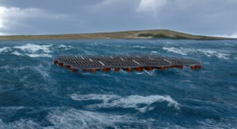 Equinor and Moss Maritime Will Test Floating Solar off Frøya