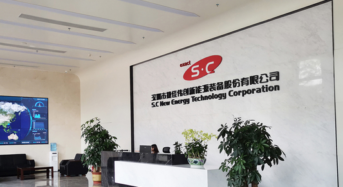 Shenzhen S.C New Energy Plans to Increase Annual Photovoltaic Cell Manufacturing Equipment Production Capacity by 40GW