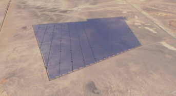 Energy China Contracted As EPC for Saudi Arabia's 300MW Rabigh Photovoltaic Power Plant