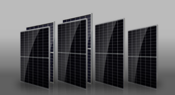 Canadian Solar Begins Mass Production of 210mm Large Cell Modules