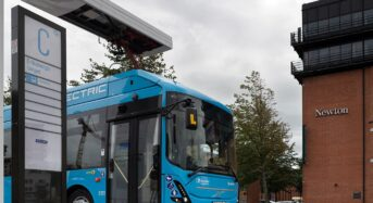 Enphase Energy and REA Global Power the First Electric Bus in Australia