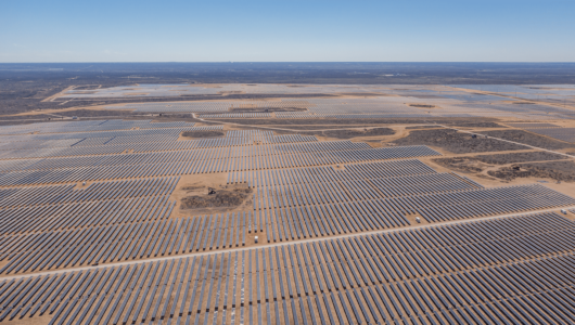 Ørsted Completes Its First Utility-Scale Solar Plus Battery Storage Project