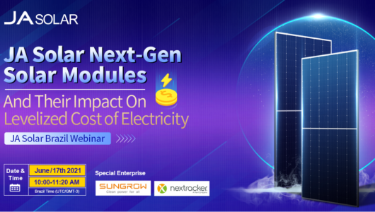 Webinar Discussion: Next-Gen Solar Modules and Their Impact on Levelized Cost of Electricity