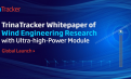 TrinaTracker Stability Ratified With Comprehensive Wind Tunnel Test