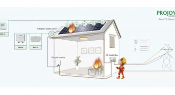 PROJOY's Firefighter Safety Switch Effectively Ensures the Safety of Your Photovoltaic System